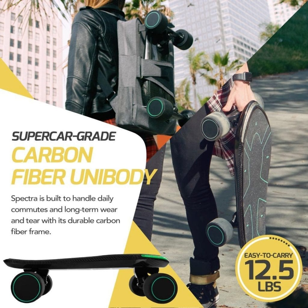 swagtron electric skateboard