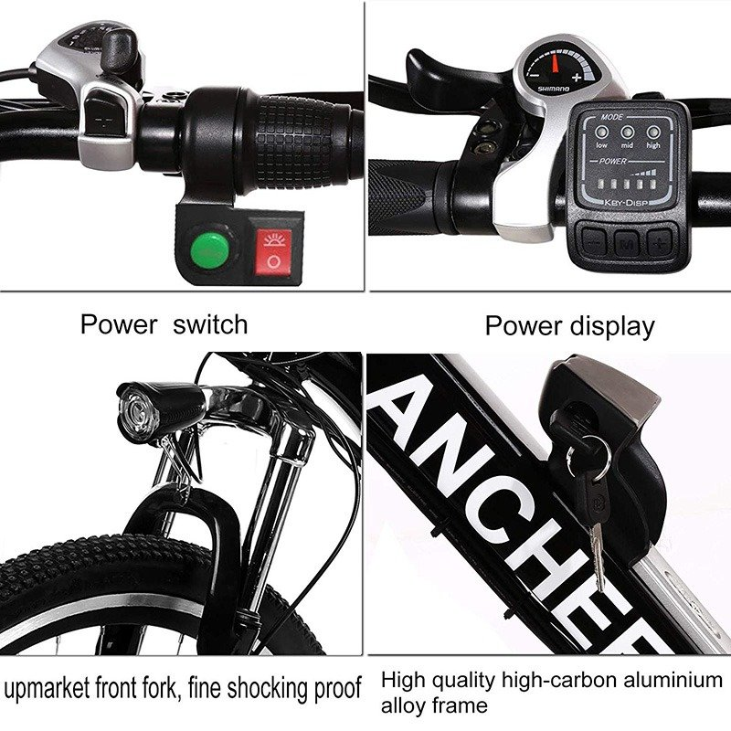 Ancheer Mountain Bike