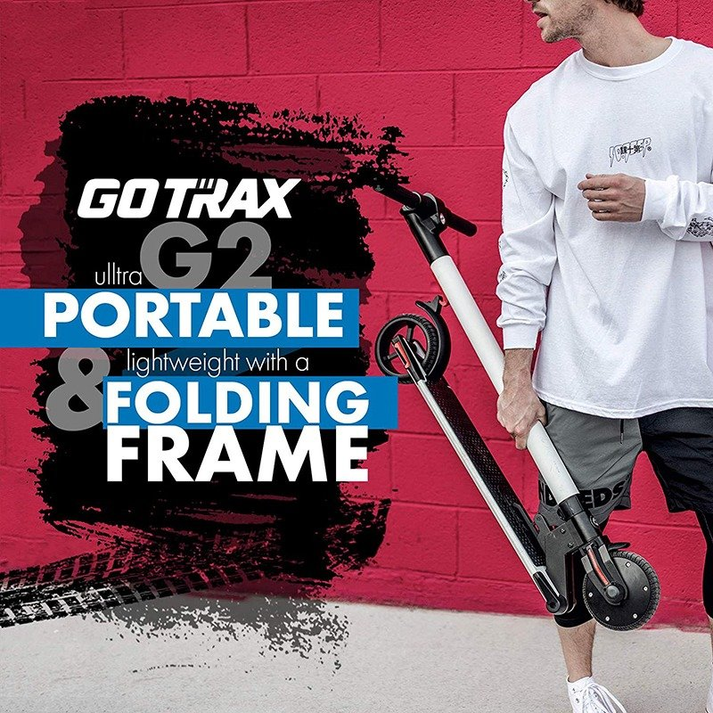 gotrax g2 electric scooter