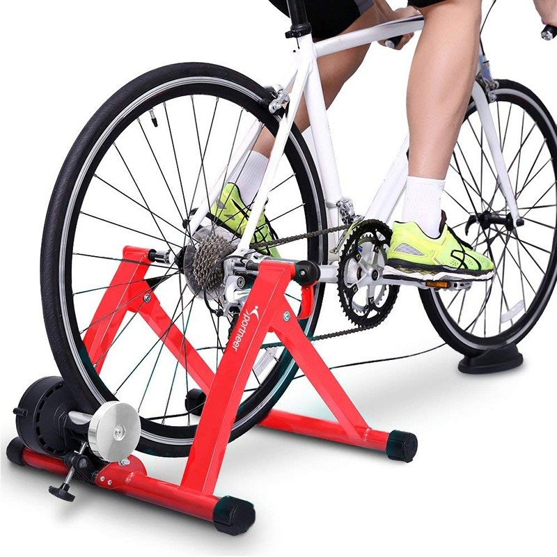 Bike Trainer Stand Exercise