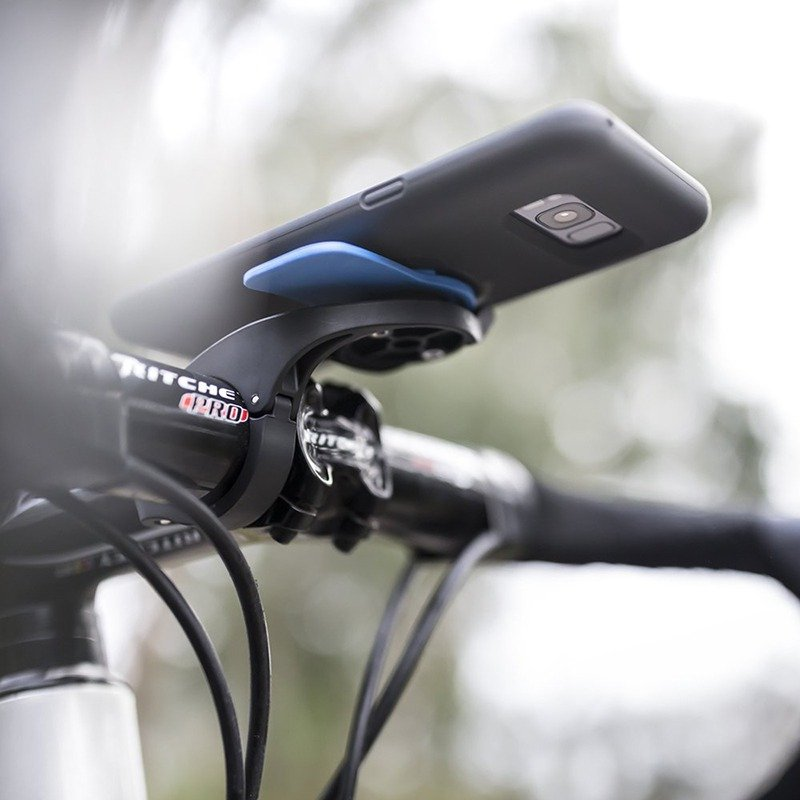 Quad Lock Out Front Bike Mount