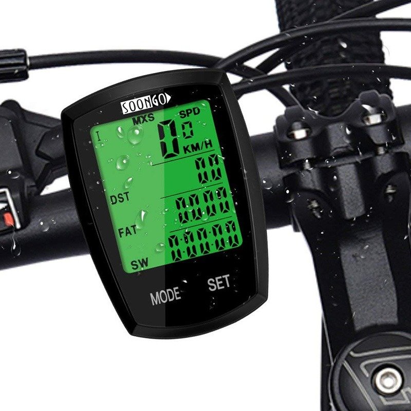 Soon Go Bicycle Speedometer Wireless