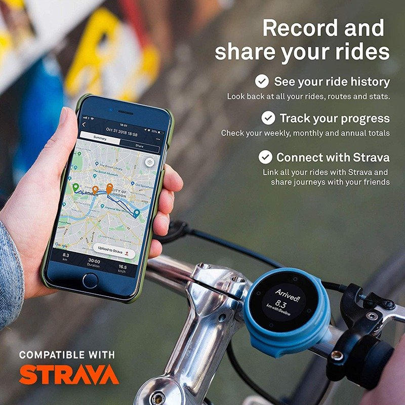 beeline smart navigation for bikes
