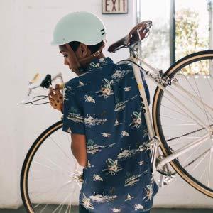 bike helmet mountain