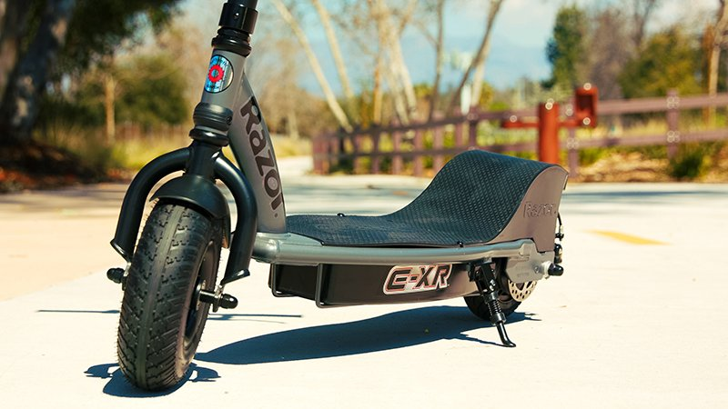 razor E XR electric scooter