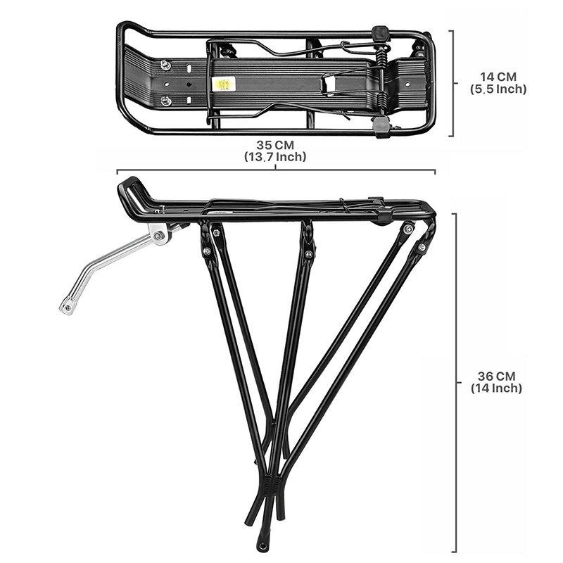 bike rear rack