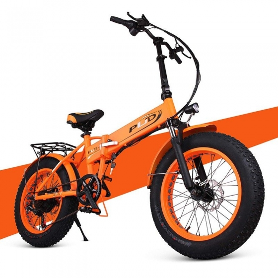 Engwe 20 fat tire electric folding bike