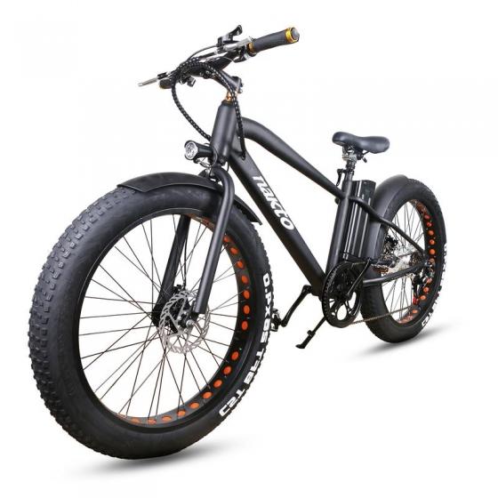 Nakto electric fat bike